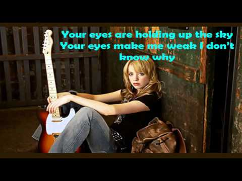 Alexz Johnson - Your Eyes