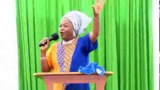 H. E. Mrs. Rachel Ruto. Woman, You Are The Solution. QEG. July 2013 (Part 1)