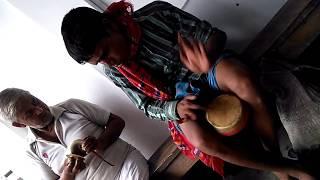 অন্ধ বাউলের গান! রাধা রমন!  বাংলার লুকান সম্পদ! সুশান্ত পাগলা