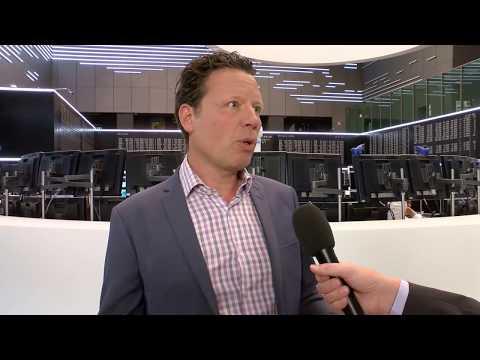 """Vola geht hoch: """"Die Börsen sind unkalkulierbarer geworden"""", sagt Markus Sievers (apano)"""