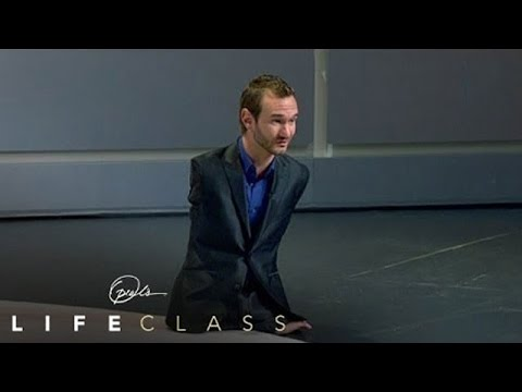 How Nick Vujicic Triumphed Against All Odds - Oprah's Lifeclass - Oprah Winfrey Network video