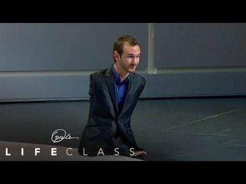 How Nick Vujicic Triumphed Against All Odds | Oprah's Lifeclass | Oprah Winfrey Network video