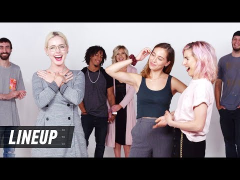 A Dating Coach Guesses Who's Slept With Whom | Lineup | Cut