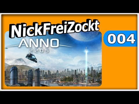 Anno 2205 #004 ► Finanzen Sanieren Deluxe ► Anno 2205 Gameplay German