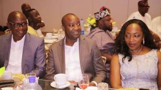Breakfast With Ooni of Ife, Oba Adeyeye Enitan Ogunwusi