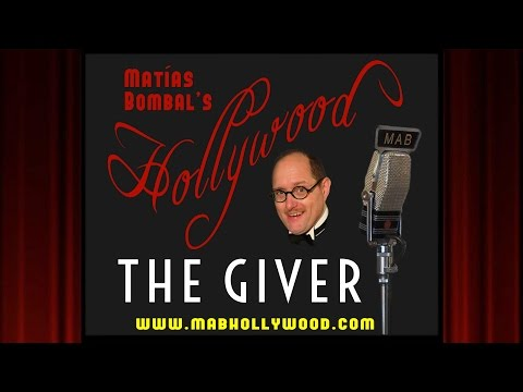 The Giver - Review - Matías Bombal's Hollywood