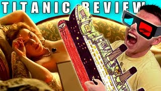 Titanic 3D - TITANIC 3D MOVIE REVIEW