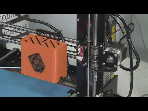 This 3D printer could allow ISS components to be created in space