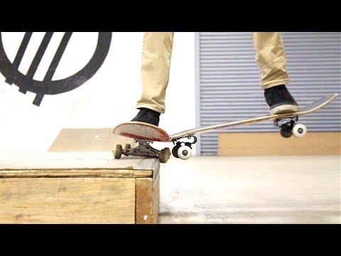 Double Skateboard Box Tricks