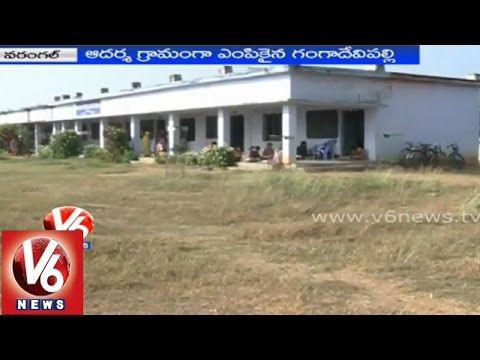 Gangadevipalli Gram Panchayat an innovative rural governance in state - Warangal