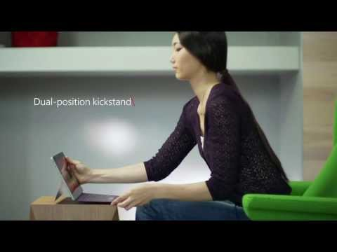 Microsoft Surface 2 - TV Ad