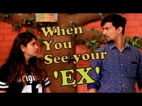 When you see your 'EX' | Aashqeen