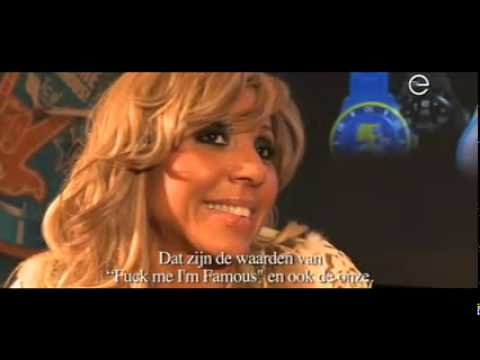 Cathy Guetta Interview Ice-watch Interview Cathy