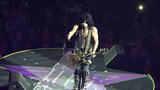 Kiss - I Was Made For Lovin You -SSE Hydro Glasgow   - 16 - 07 - 2019 EndOfTheRoad