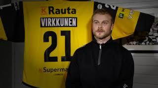 Pelaajakortit 2017-2018, Valtteri Virkkunen