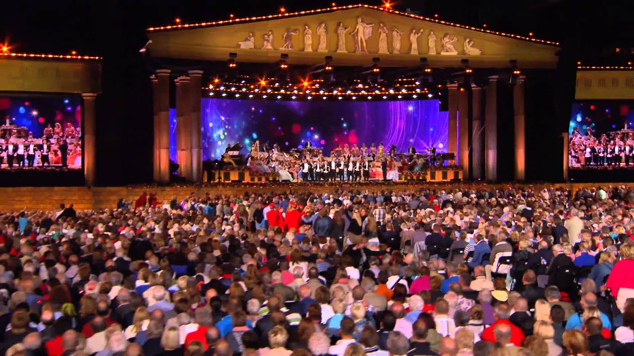 Andre Rieu: Love in Venice - The 10th Anniversary Concert ...