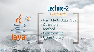 Java , OOP, Android Lecture 2(In Bengali)(বাংলা)