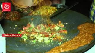 Famous Khada Pav Bhaji in Mumbai   Mumbai Street Food - Area Ghatkopar West   Indian Street Food