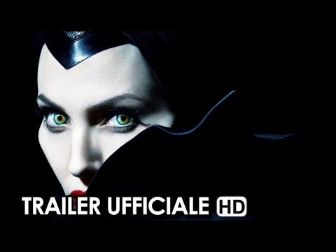 Maleficent Trailer Ufficiale Italiano (2014) - Angelina Jolie Movie HD