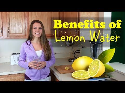 Lemon Water Benefits | How to Make Lemon Water