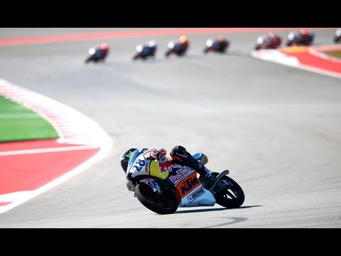 MotoGP Race in Austin - Red Bull MotoGP Rookies Cup 2013 - Day 2