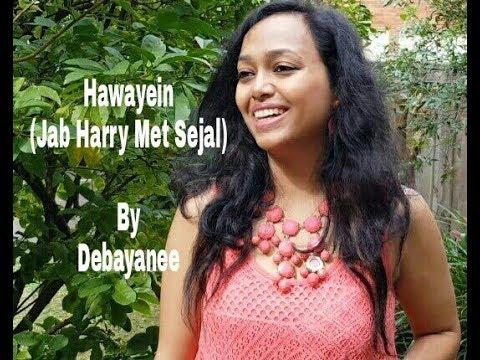 download lagu Hawayein Female Version - Jab Harry Met Sejal  gratis