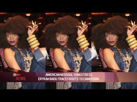 American Neosoul Songstress Erykah Badu Traces Roots to Cameroon - EL NOW News