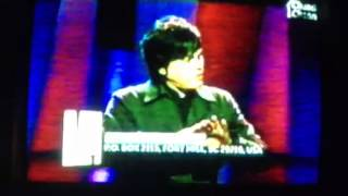 Another Joseph Prince witches' pyramid