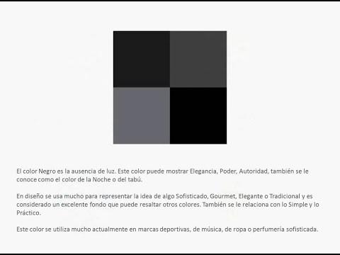 El Significado de los Colores en el Diseño de un Logo
