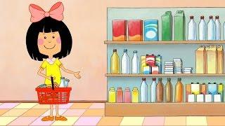 Песенка - Магазин - Мультик для детей