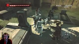 Lets Play assassin's creed part 24 with 2purpleswitchs