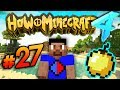 UHC EVENT! - HOW TO MINECRAFT S4 #27