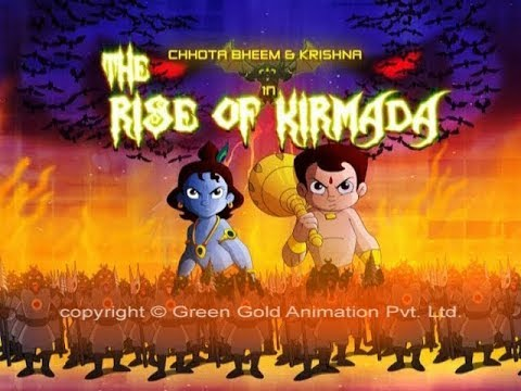 Chhota Bheem And Krishna In Rise Of Kirmada Movie video