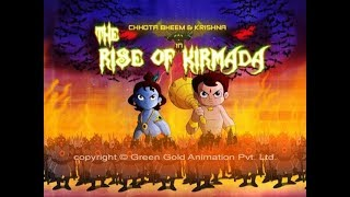 Chhota Bheem and Krishna in Rise of Kirmada Movie