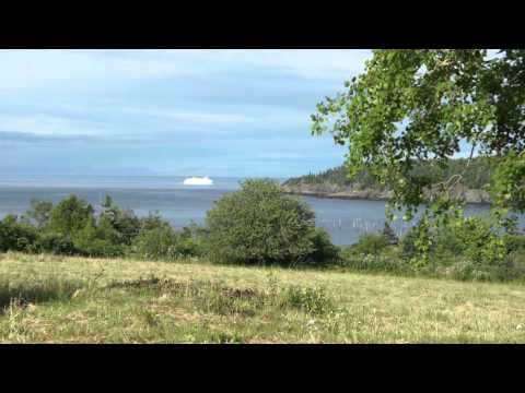 Grand Manan, New Brunswick, Canada: Grand Manan Travel Video Postcard
