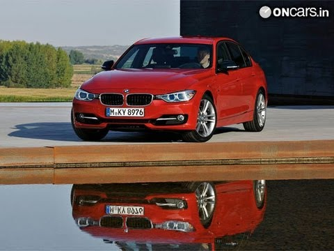 BMW India sells 9,375 cars in 2012; Narrowly clinches top luxury carmaker's crown