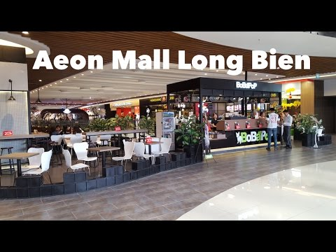 Aeon Mall Long Bien Tour in 1 Day - Hanoi, Vietnam
