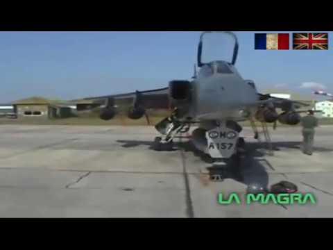 Sepecat Jaguar   Ground Attack Aircraft *** Demonstration
