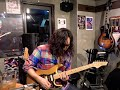 激鳴のギターを弾いてみた🎸D'pergo 10th anniversary Georgia on my mind