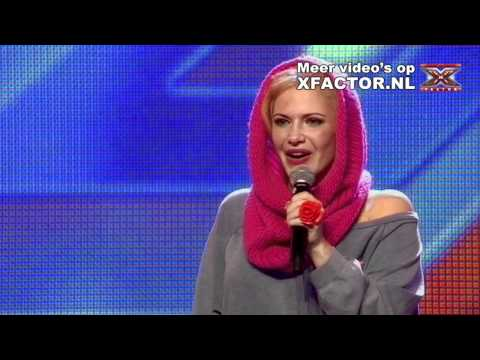 X FACTOR 2011 - aflevering 1 - auditie Hanneke