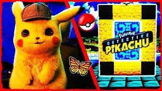 Minecraft Pokemon - How to Make a Portal to DETECTIVE PIKACHU