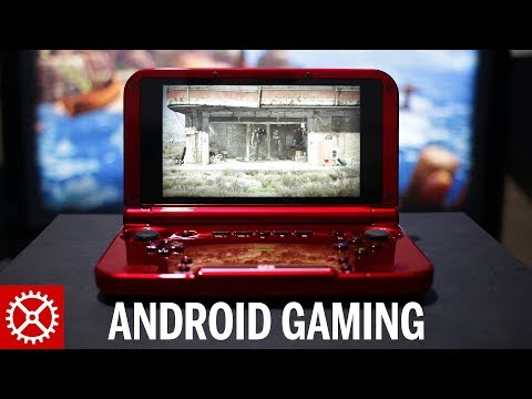 GPD XD Review - Android Retro Gaming Handheld