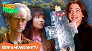 Robot Baby Starred in Series of Unfortunate Events?! | WHAT THEY GOT RIGHT