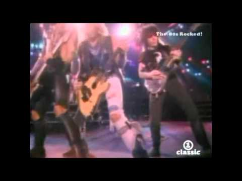 Motley Crue-Same Old Situation