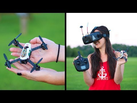 $80 Acro FPV Race Drone Better Than a $300 FPV Race Drone? - XK X130-T - TheRcSaylors
