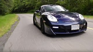 Modified Porsche Cayman | Is It a Mid-Engined Masterpiece?