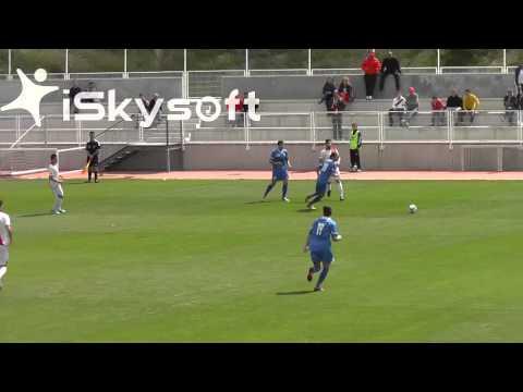 BLATI TOURE - Rayo Vallecano B vs Vicalvaro 2:0