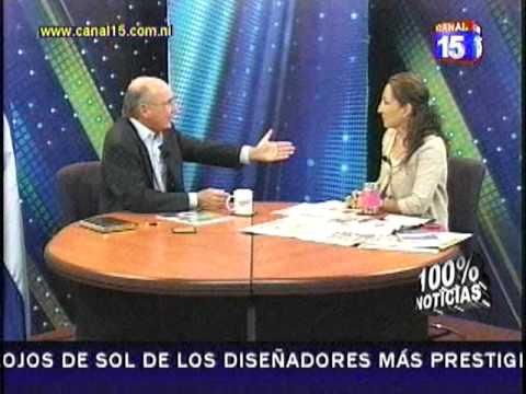 Primer Plano Entrevista Sr. Antonio Lacayo