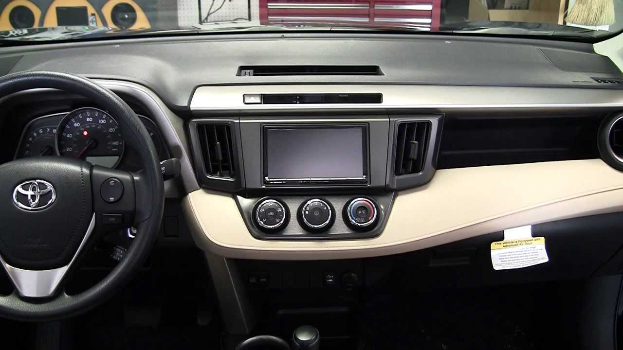 Metra Toyota Rav4 2013 Amp Up Dash Kit 95 99 8242g Youtube