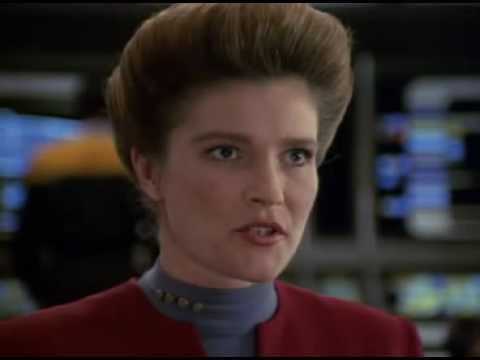Captain Janeway's Bully Speech Video